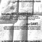 Cant posterflier 2005