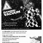 'Danger! Vacuum' Pacific Rd 01